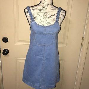 LuluS Denim Dress